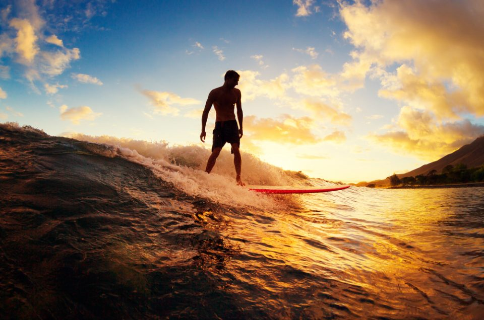 The Physical, Mental and Emotional Benefits of Surfing