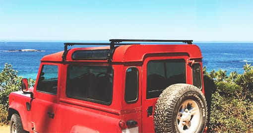 roof bars for road trips
