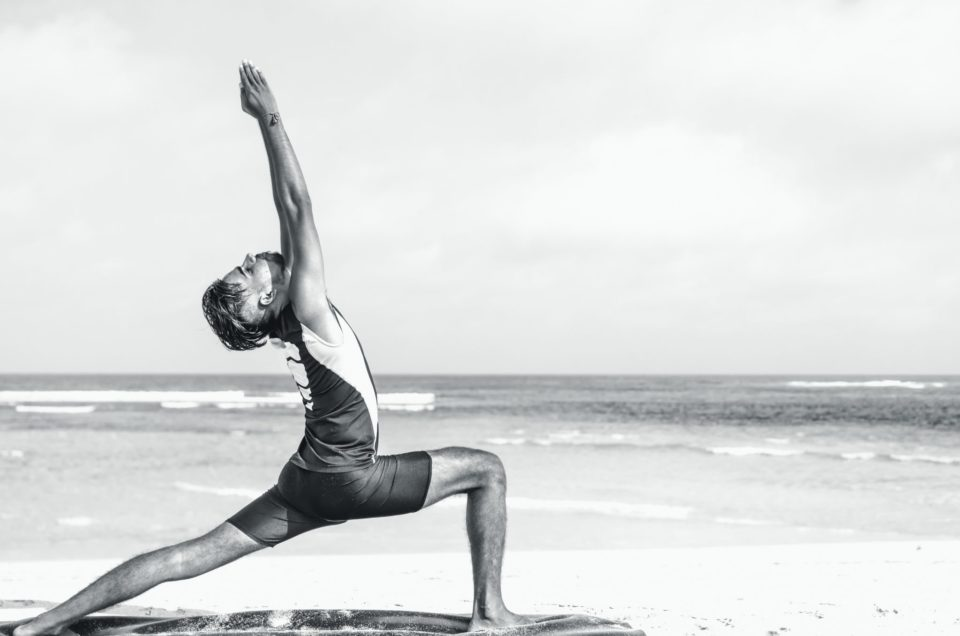 5 Reasons For Men To Try Yoga